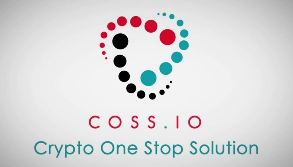coss.io, cryptocurrency, merchant payments