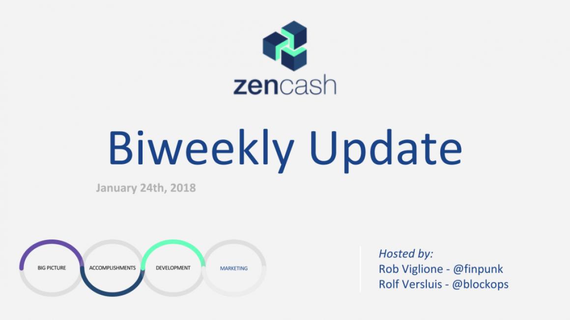 Copy of 24 Jan 2018 ZEN BIWEEKLY UPDATE-1