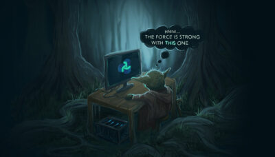 Yoda-by-Linsy-mining-ZEN-2-small by linsy