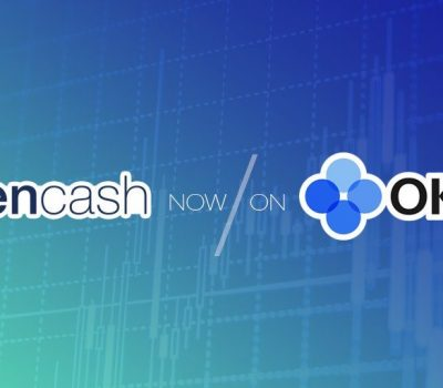 zencash listed on OKEx