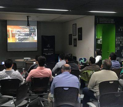 Meetup Zencash Monterrey Mexico