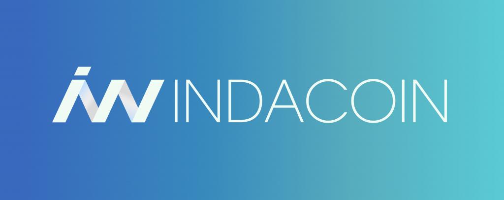 indacoin logo in ZenCash partnership blog