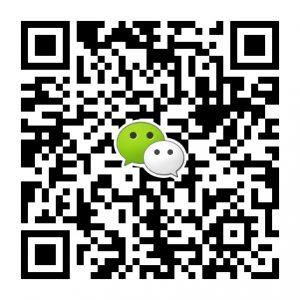ZENCASH官方微信二维码