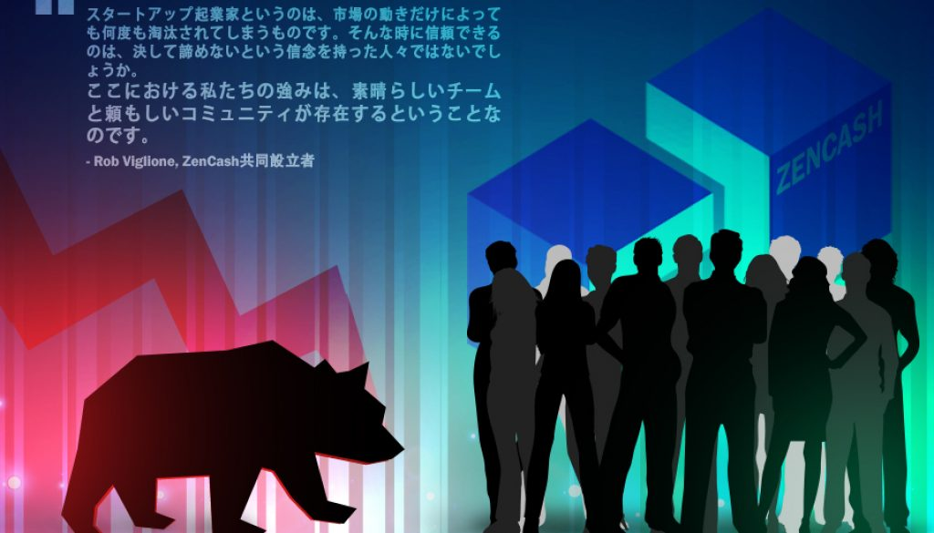 Japanese bear market vs zen blog featured image