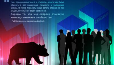 Bear market vs zen russian version