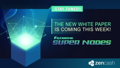 featuring super nodes white paper coming soon blog post cover image