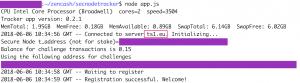 secnode tracker registration