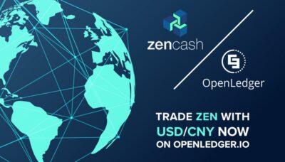 zen on openledger