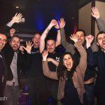ZenCash Team At 1st anniversary party