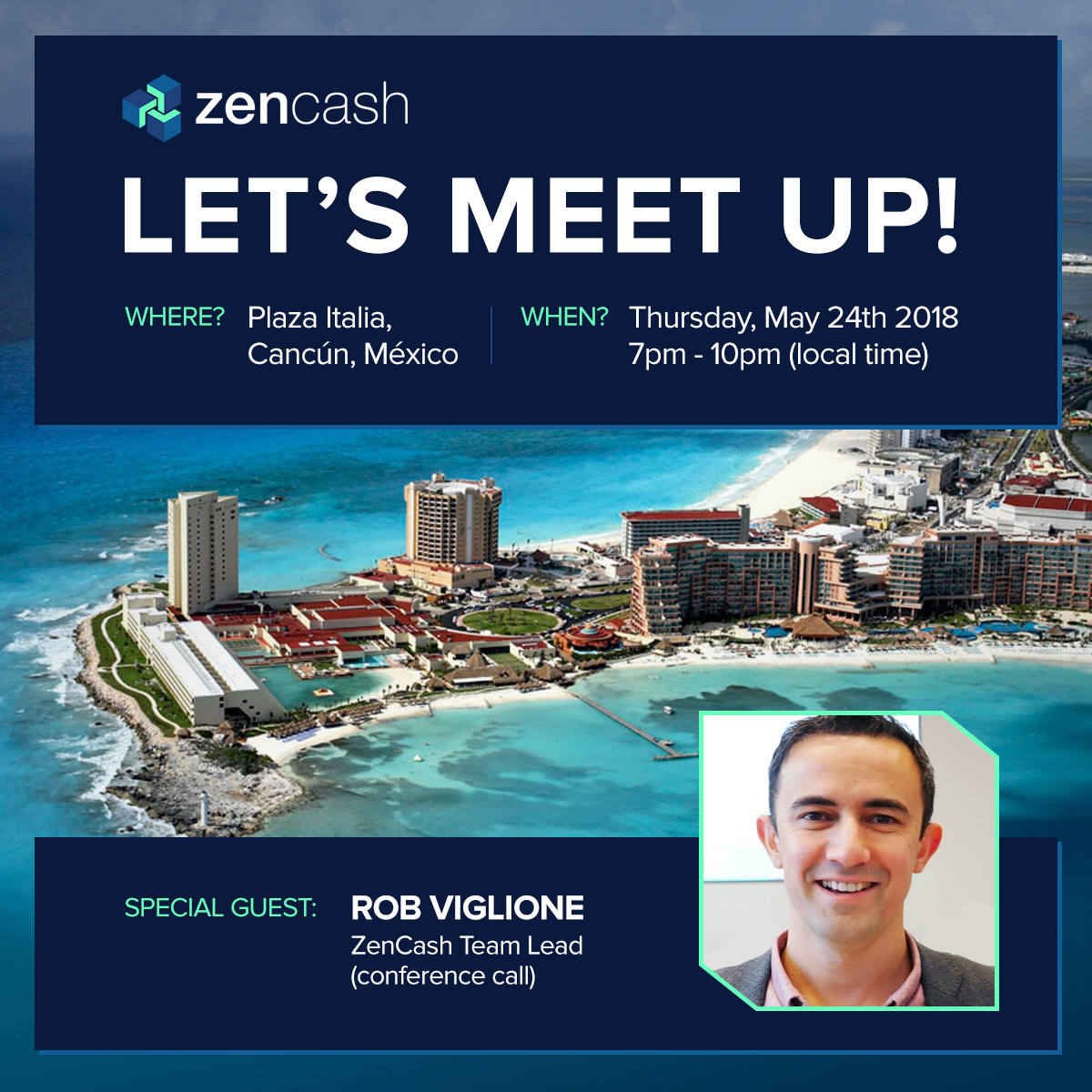 meetup cancun