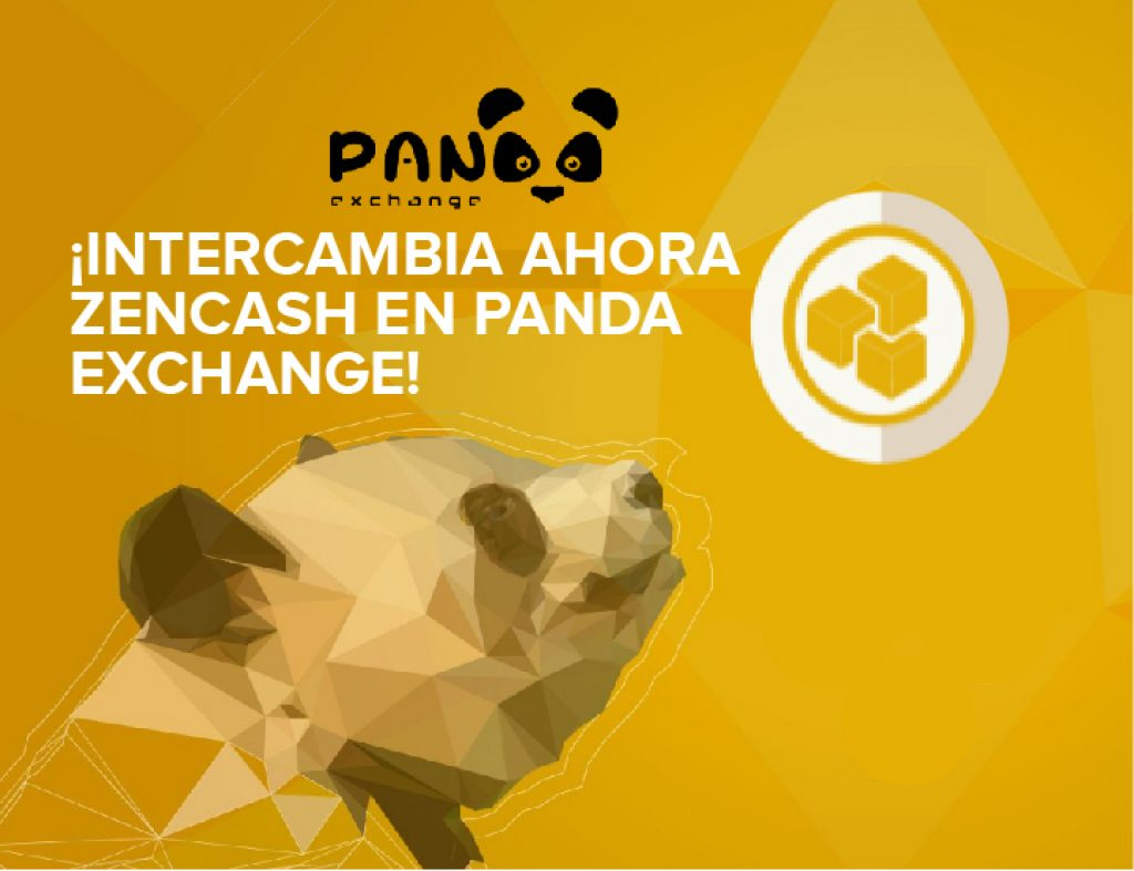 zencash panda exchange