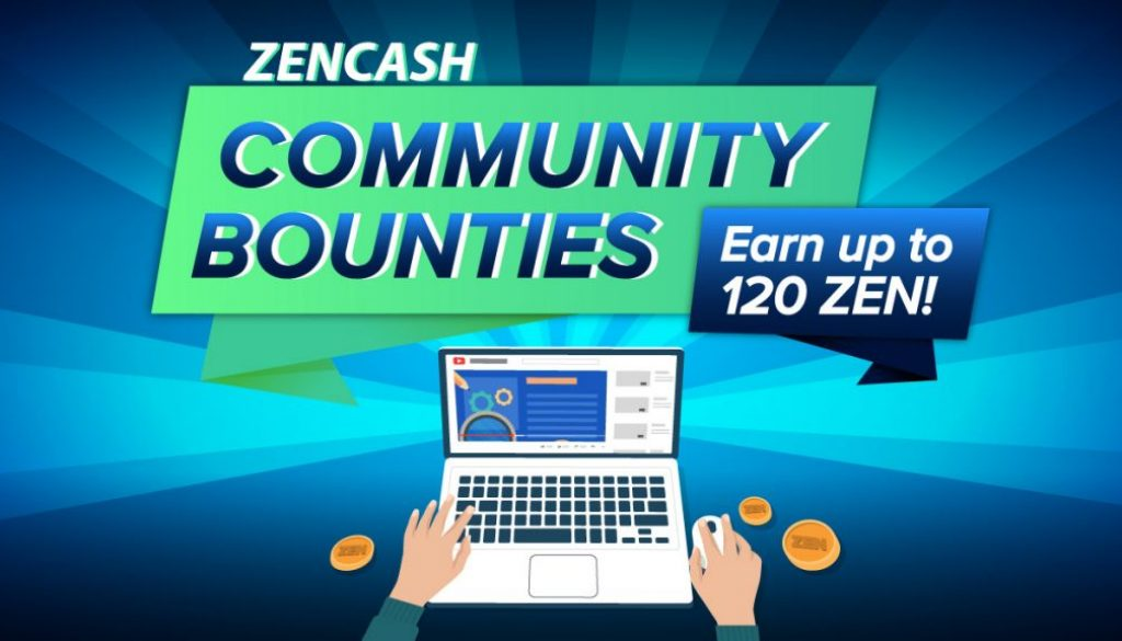ZenCash-Community-bounty