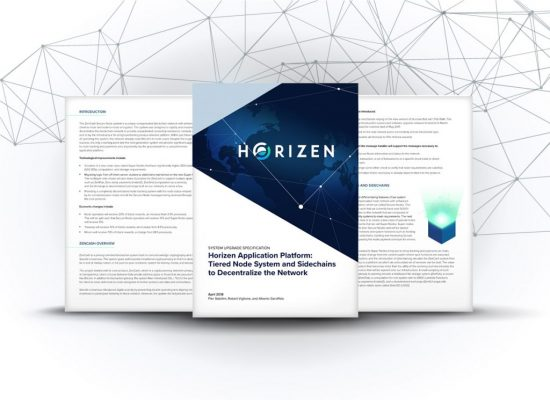 horizen-platform-Whitepaper
