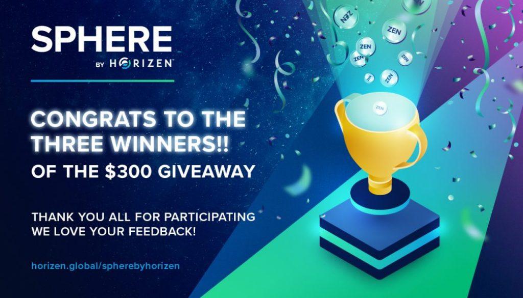 sphere-300-giveaway-result