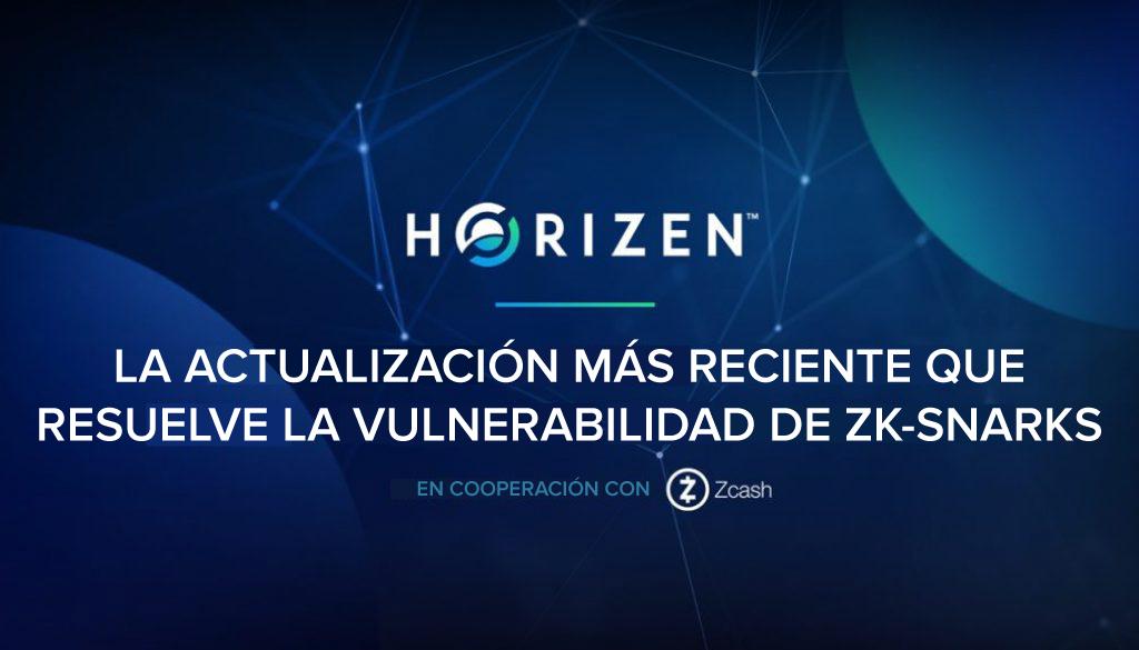 La Actualización más reciente Resolviendo vulnerabilidad Zk-SNARKS