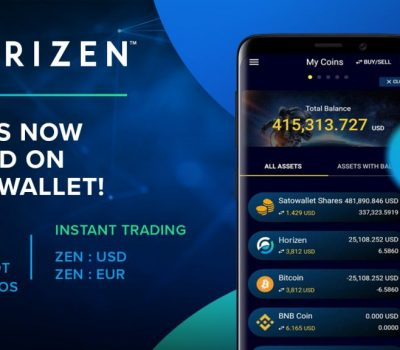 Horizen Satowallet integration