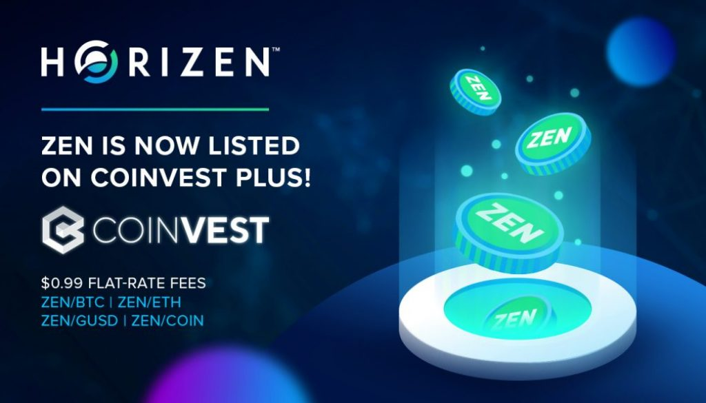 Coinvest-integration