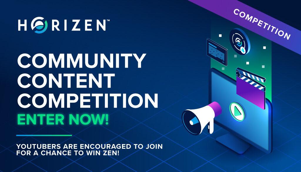 Horizen community content competition