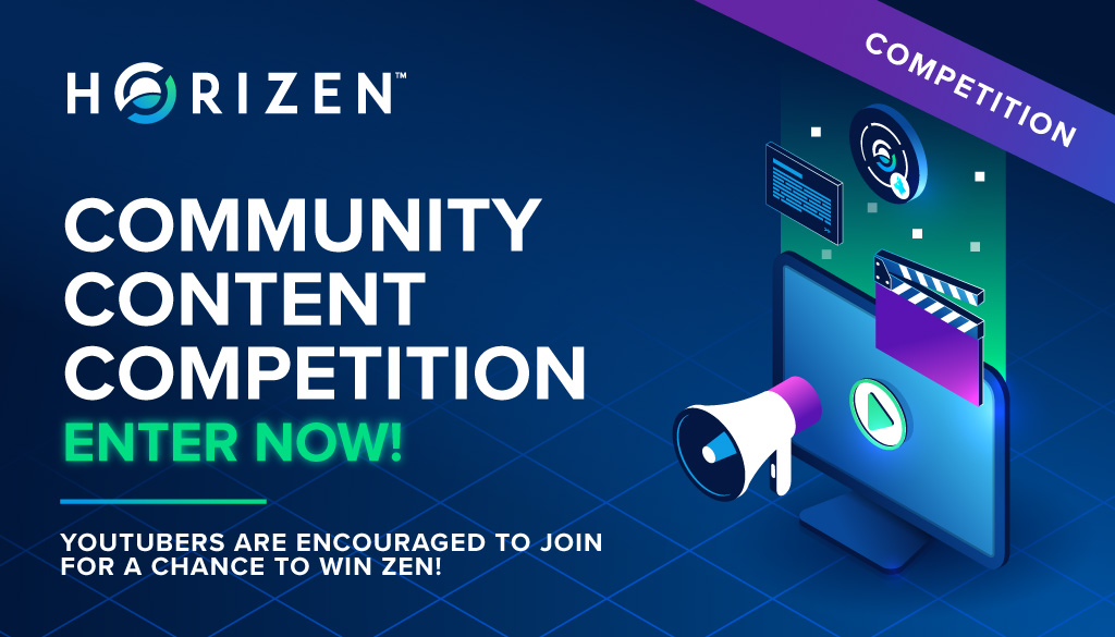 Horizen community content competition