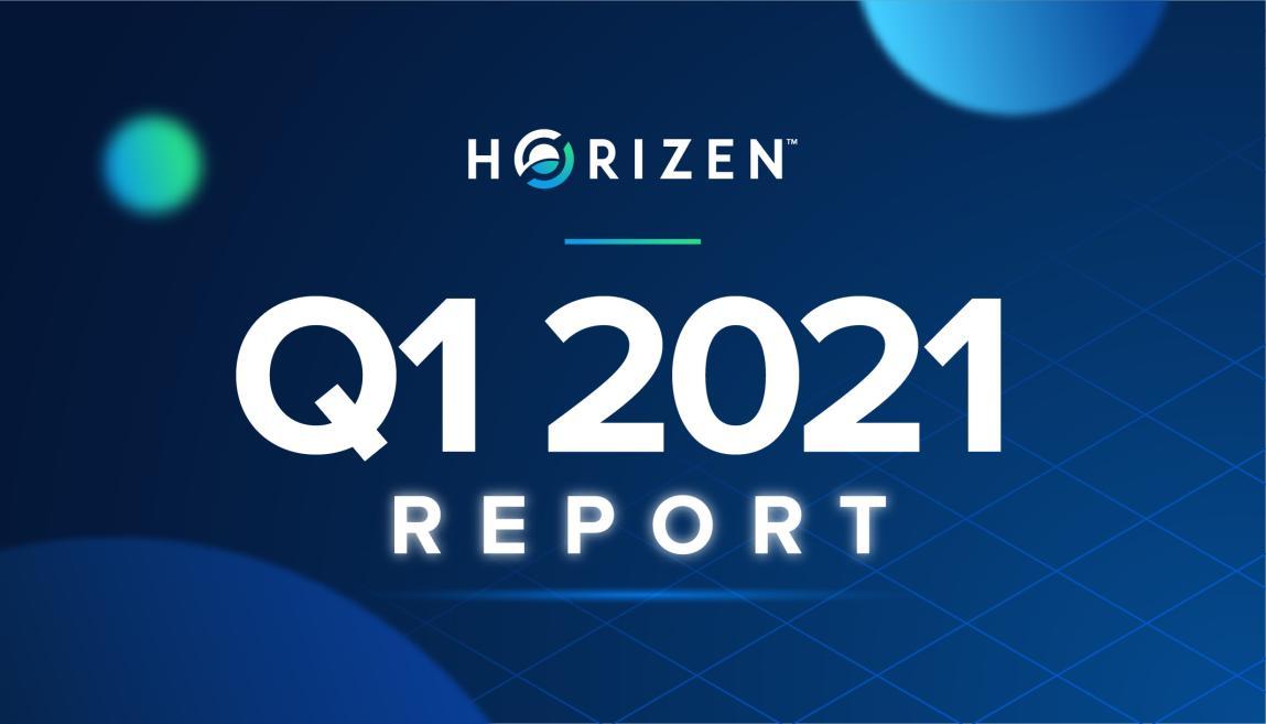 The Horizen Q1 Report - Horizen