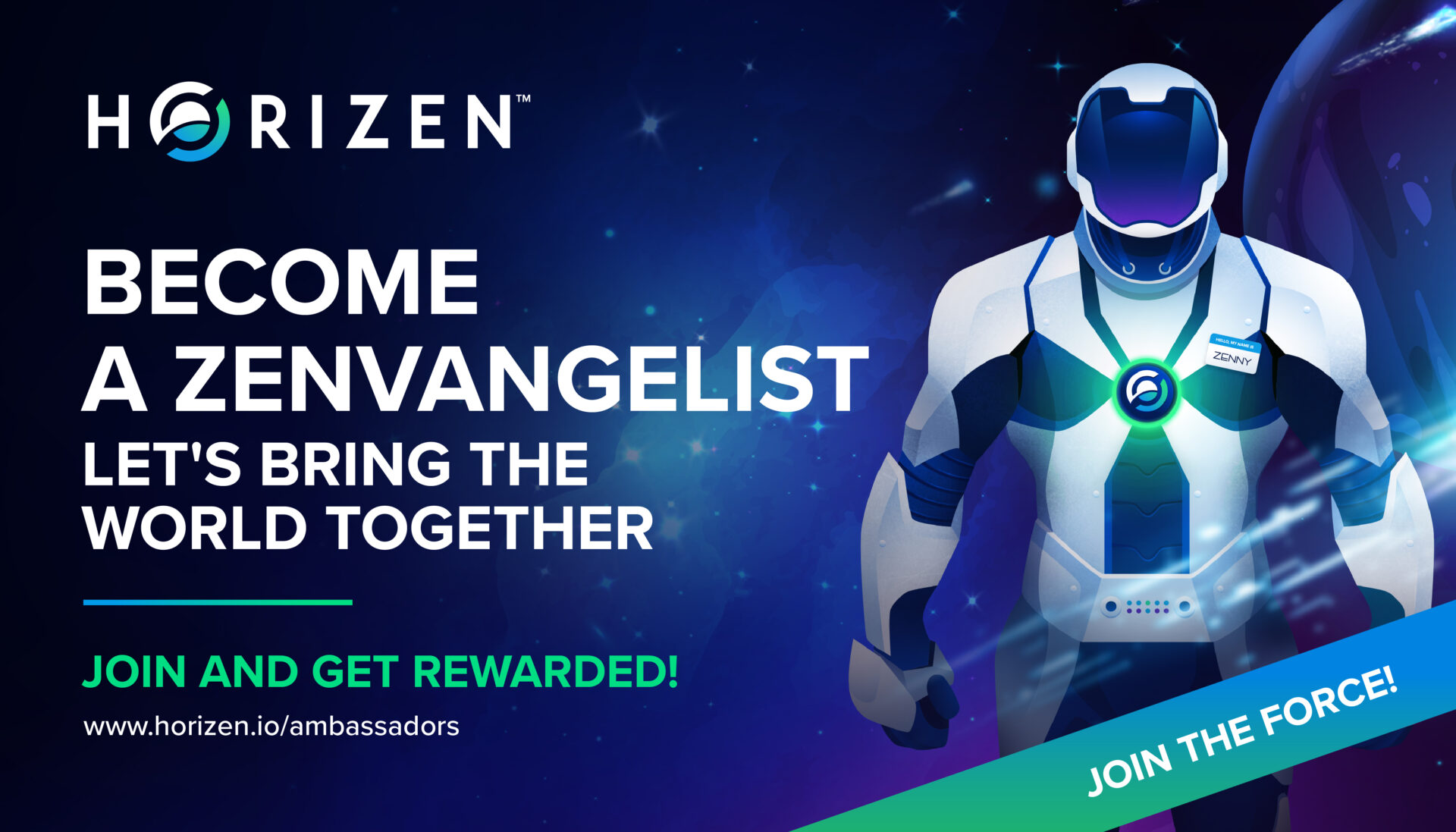 The Horizen Zenvangelist Program is Here! - Horizen