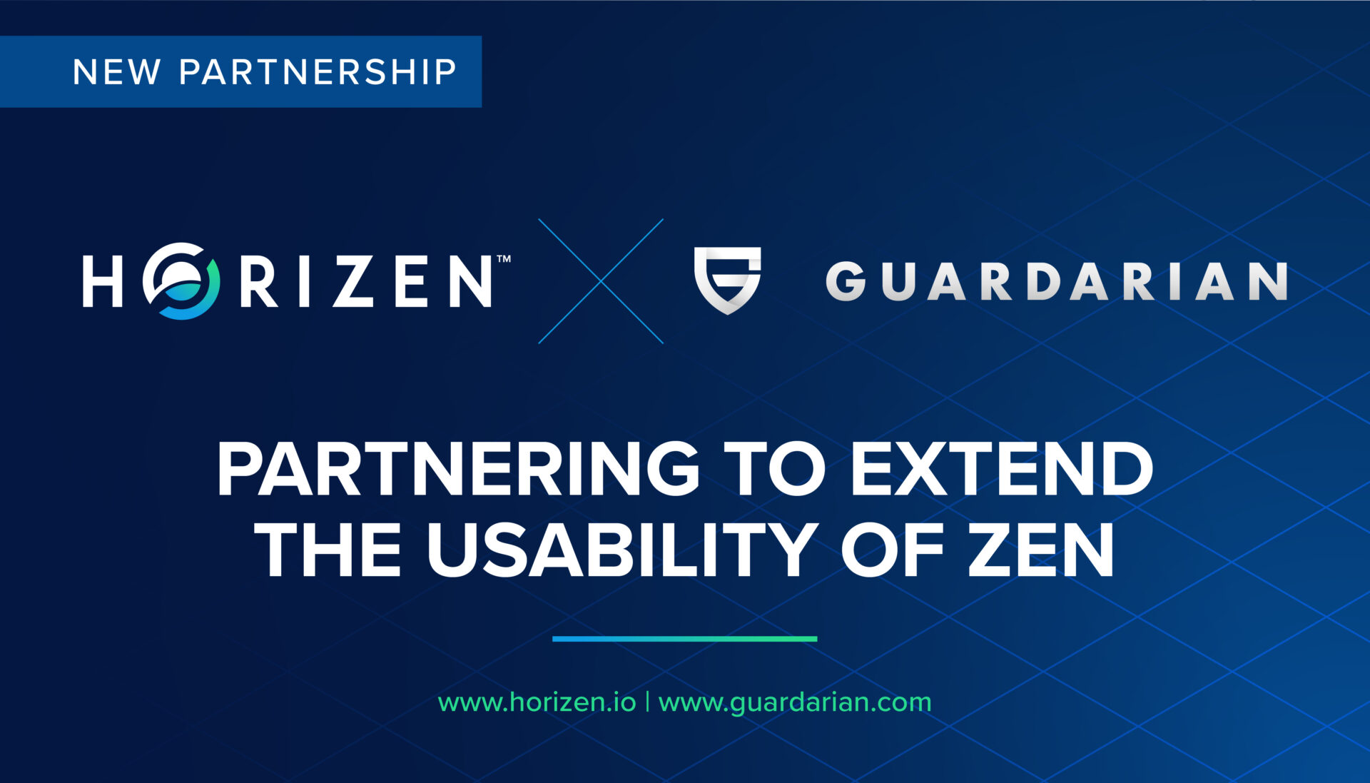 Horizen is now supported on Guardarian - Horizen