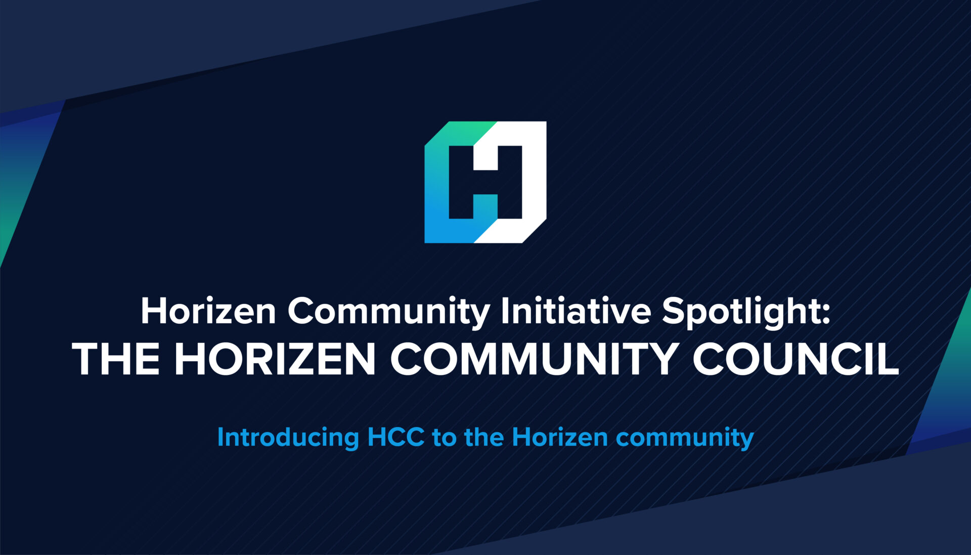 Horizen Community Initiative Spotlight: The Horizen Community Council - Horizen